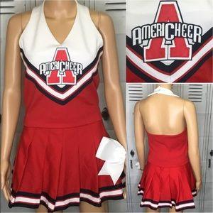 Cheer uniform Ameri cheer halter Adult S
